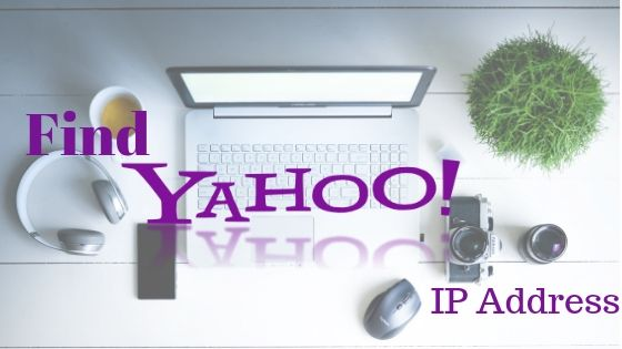 Find Yahoo IP Address