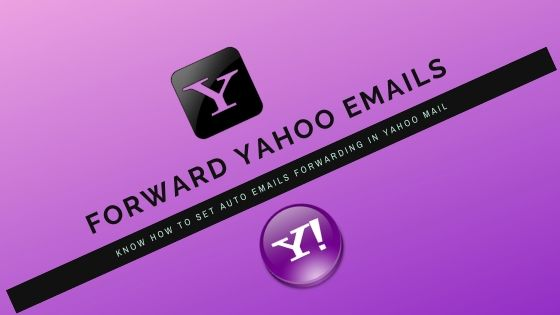 Yahoo Email Forwarding