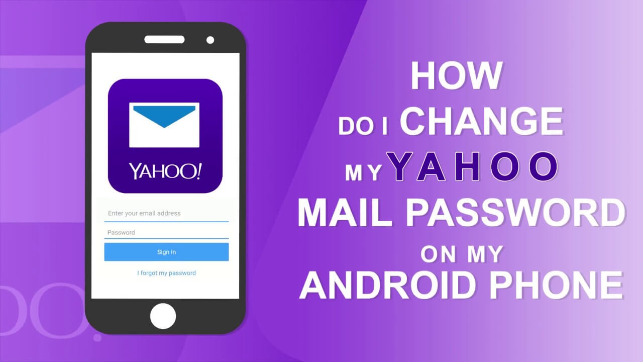 change-yahoo-password-on-android