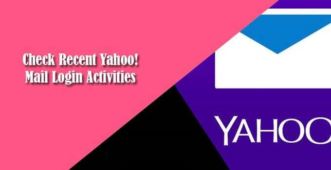 check-yahoo-login-Activities